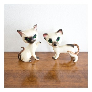 Cat s&p shakers, Japan 1960s