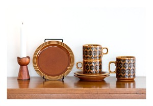 Hornsea 'Heirloom' set, 1976