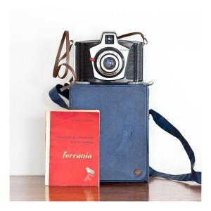 Ferrania Eura camera, 1959