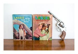Lassie books, 1958 & 1959