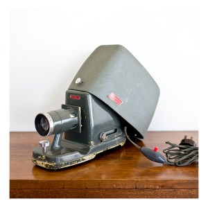 Fuji Birdie Type II projector, 1950s