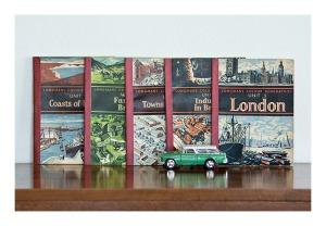 Longmans Colour Geographies [GB. 1956]