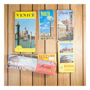 Retro Italian souvenir images [1950s]