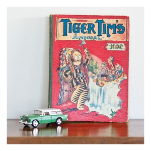 Tiger Tims Annual 1932