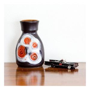 Fat lava vase [Bay? 1960s]