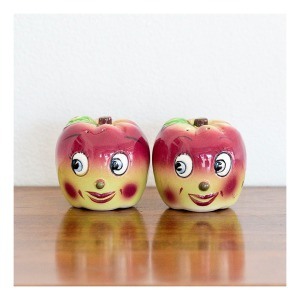 Apple s&p shakers, Japan 1960s