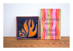 Shalom tile, A Christmas Story, 1960s