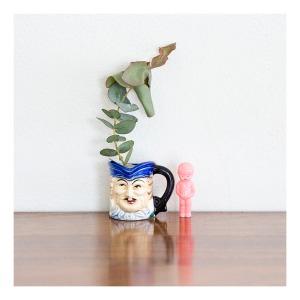 Miniature toby jug [Japan, 60s]