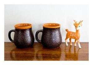 Hanstan mugs, Australia, 1970s