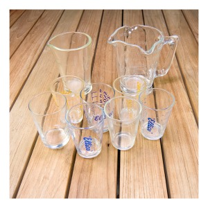 Australian glassware, 1950s